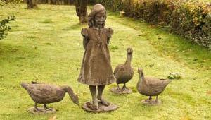 Garden Antique Statue