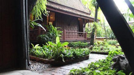 Gardens Around the World: Jim Thompson House and Garden, Bangkok